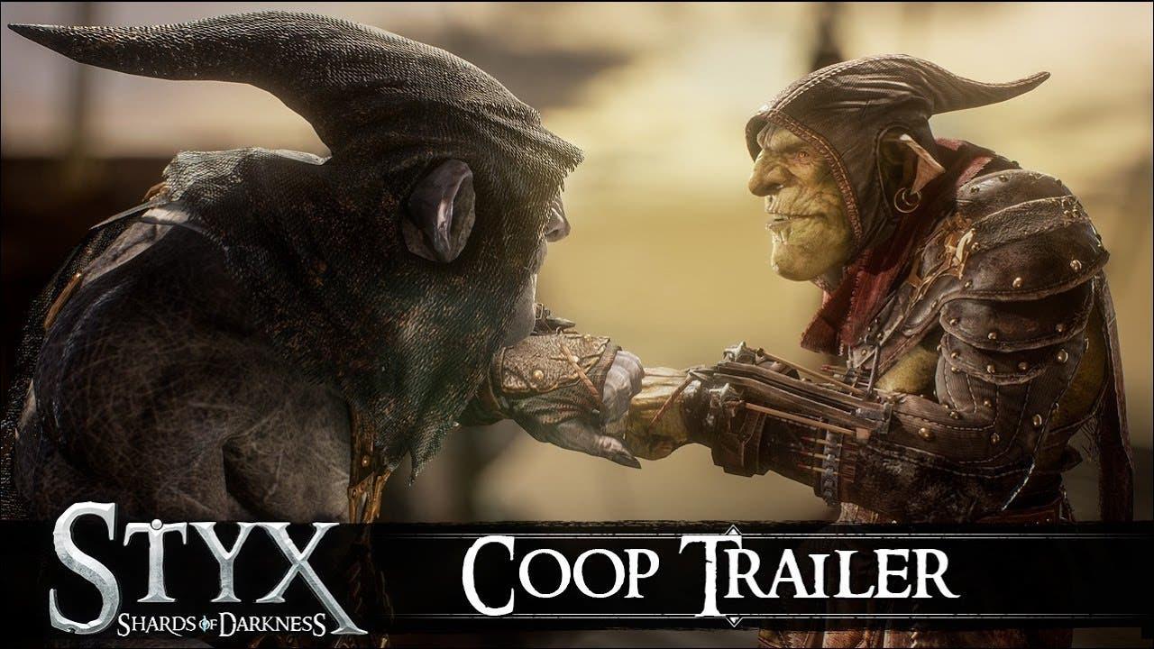 styx shards of darkness trailer