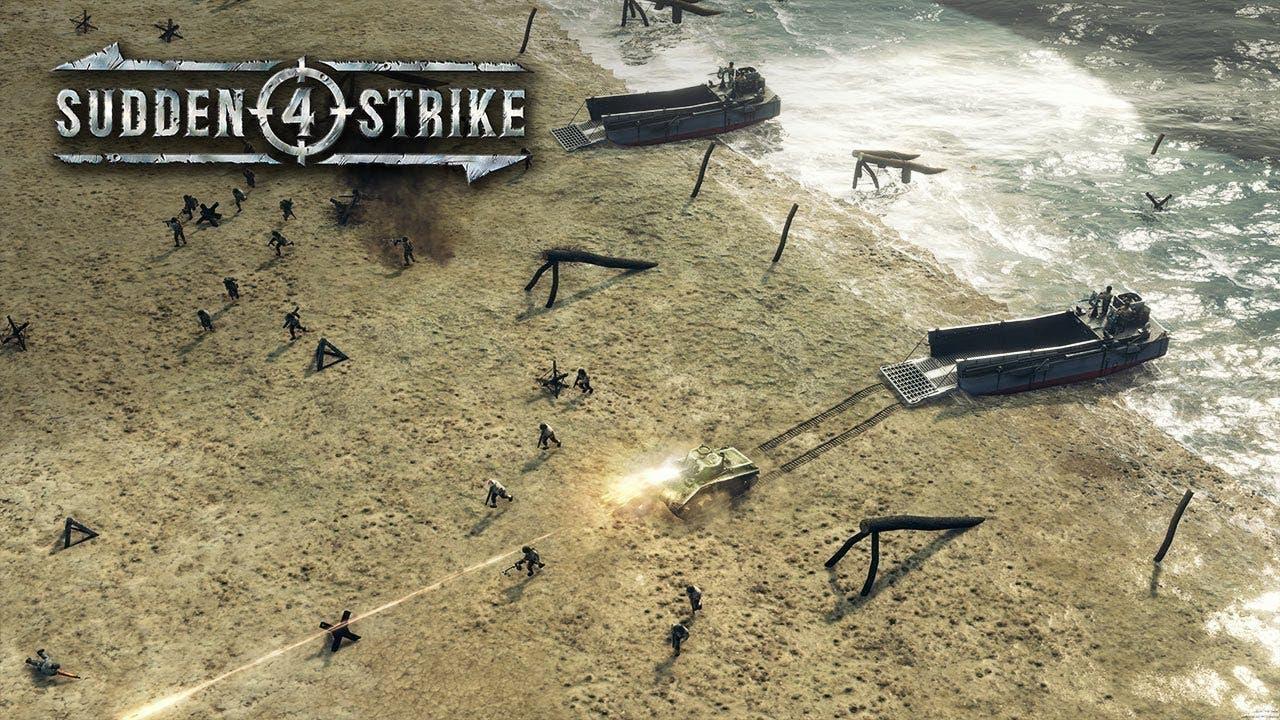 sudden strike 4 gameplay trailer