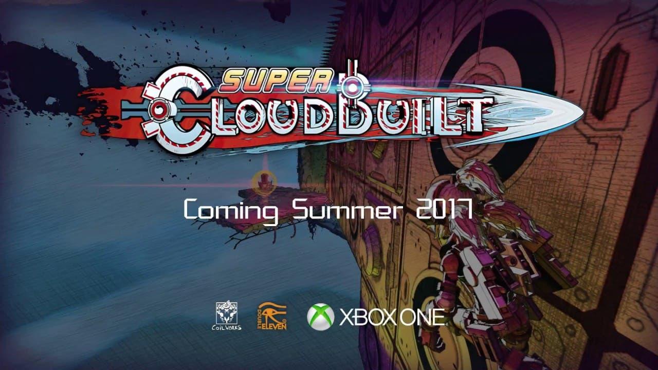 super cloudbuilt is a remaster o