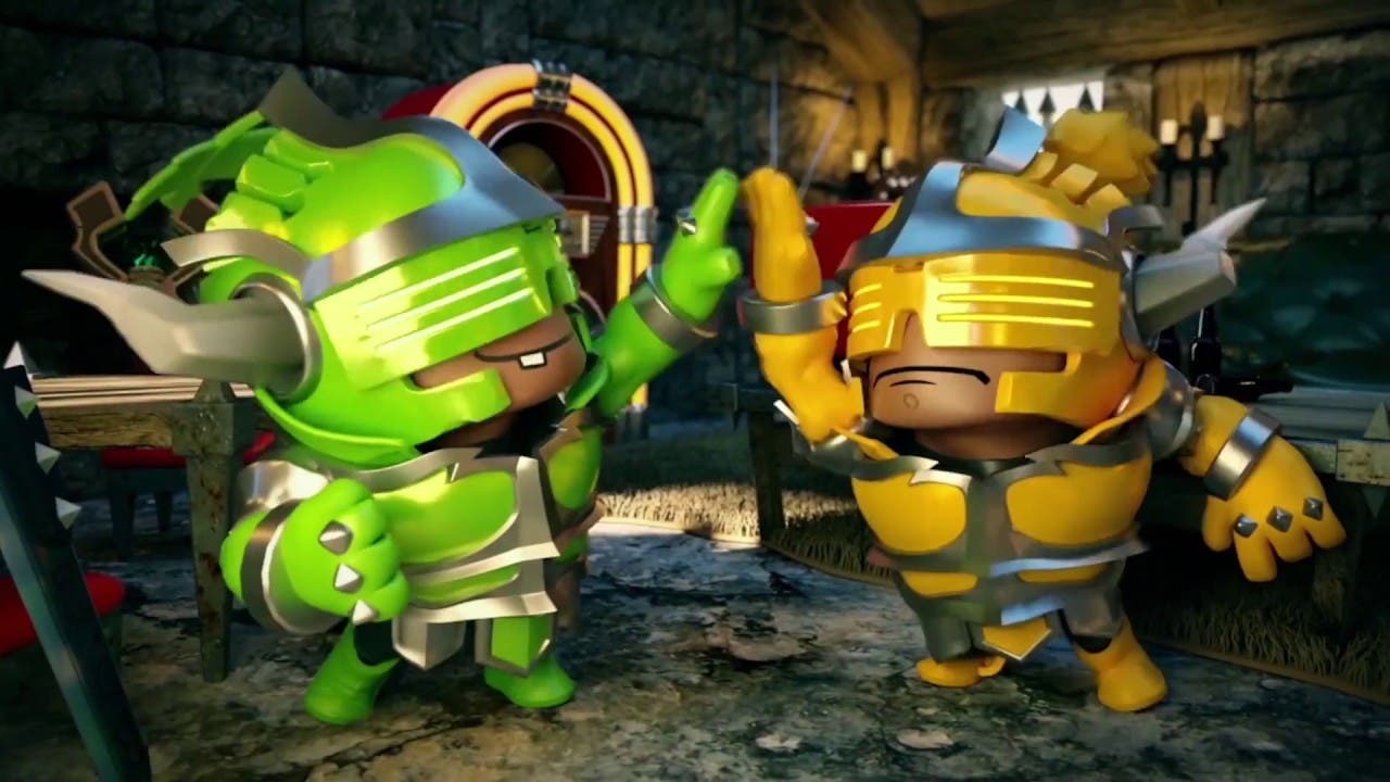 super dungeon bros now available