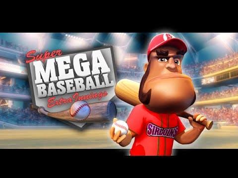 super mega baseball extra inning