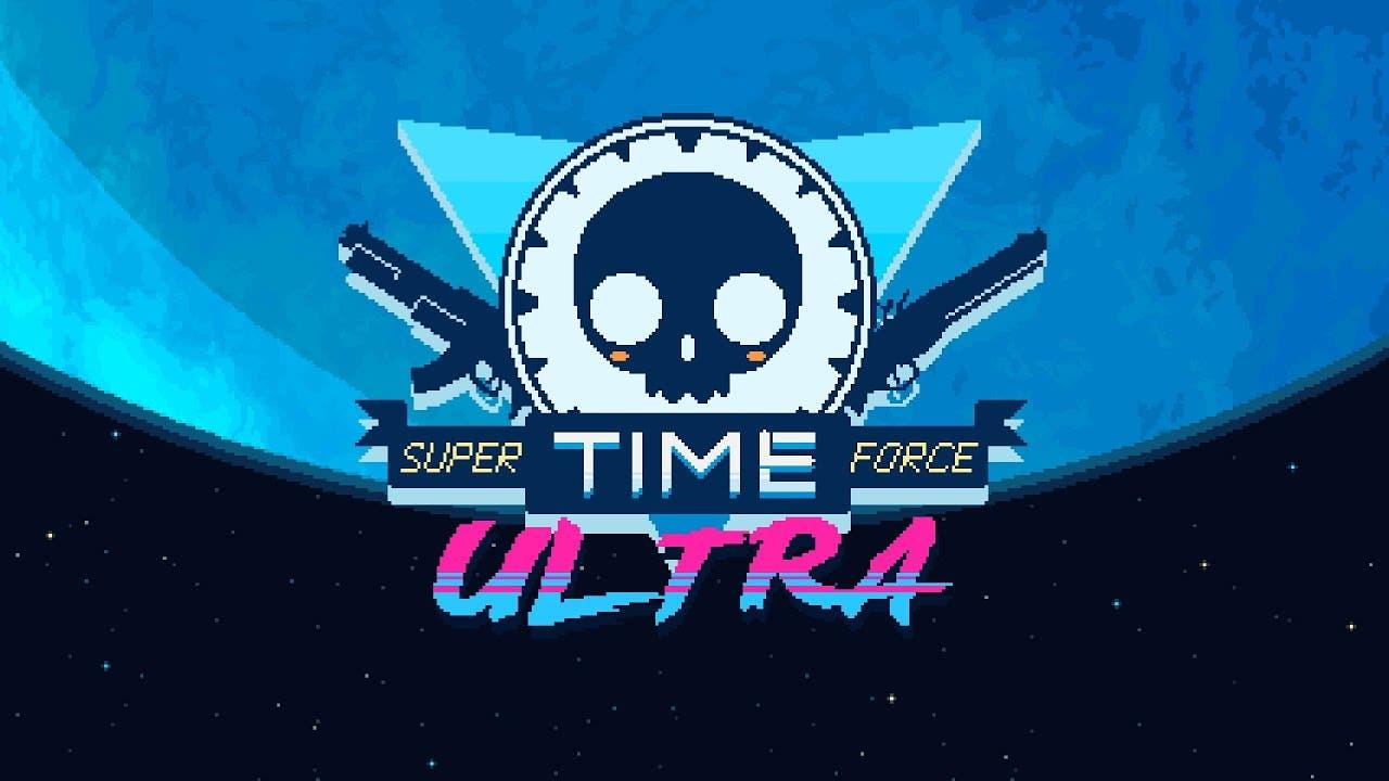 super time force ultra disembark