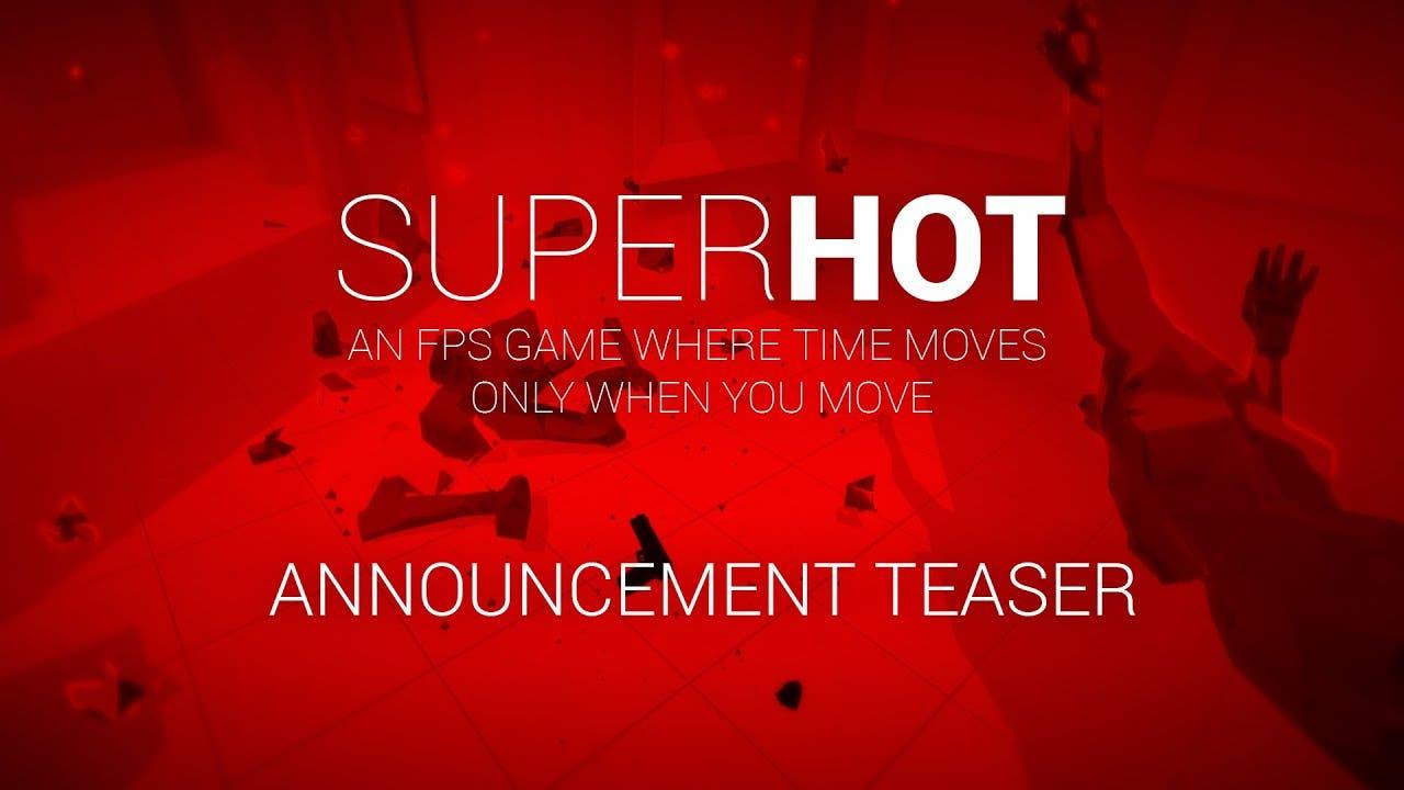 superhot releases on february 26