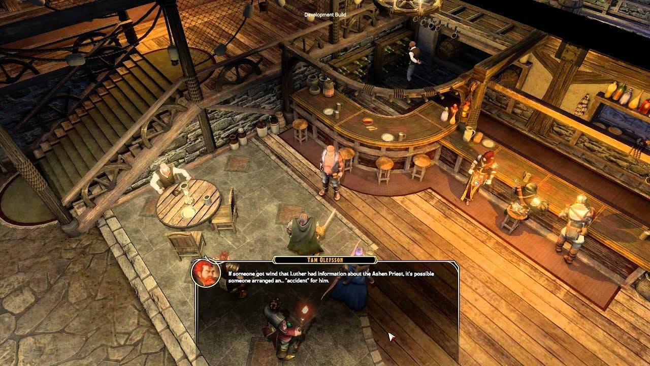 sword coast legends first gamepl