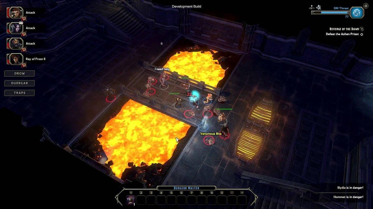sword coast legends second gamep