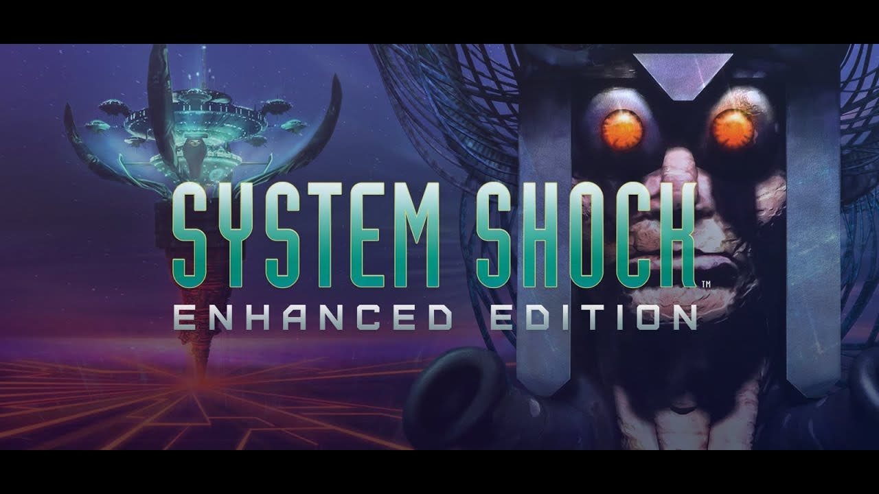system shock enhanced edition is