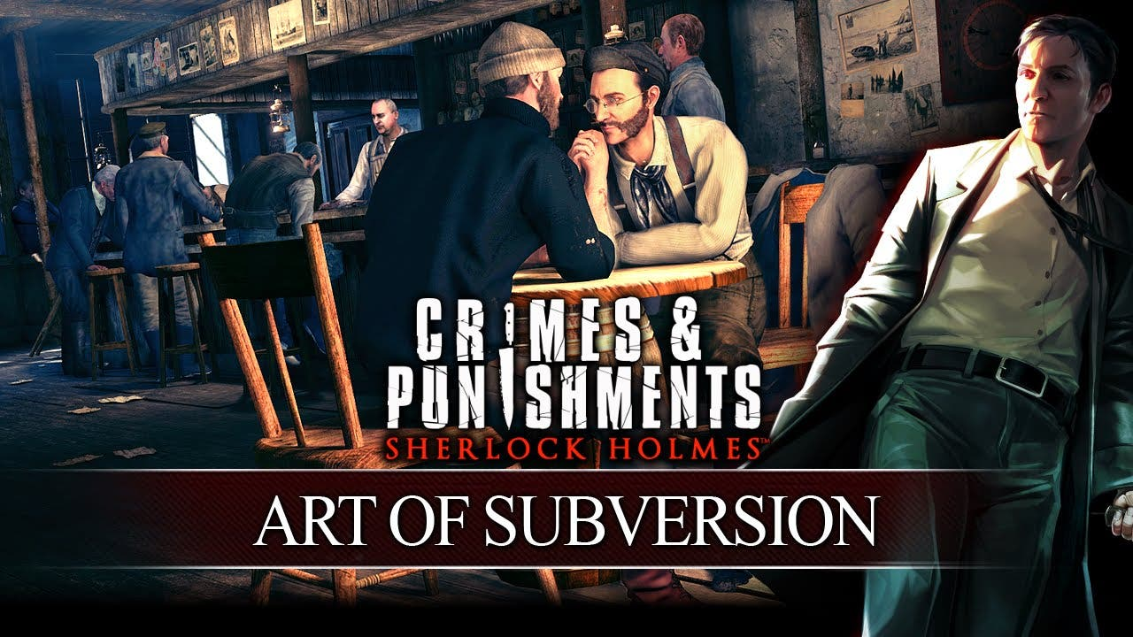 take in the art of subversion in
