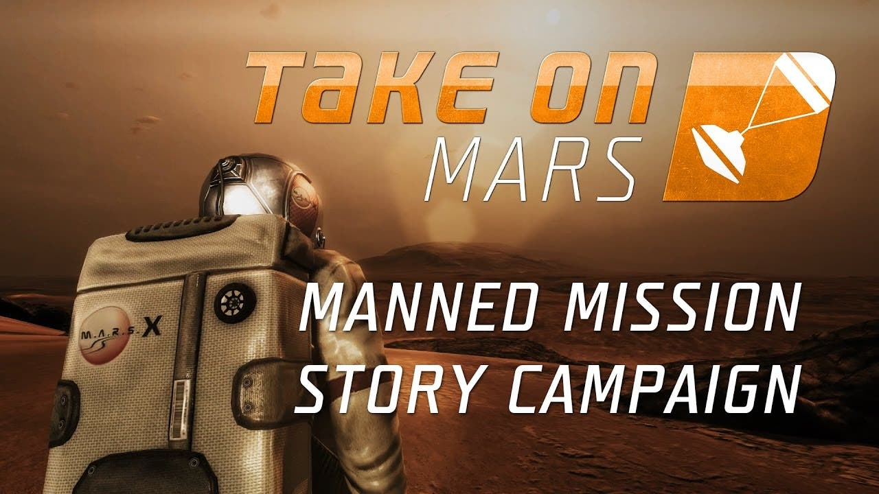 take on mars leaves early access
