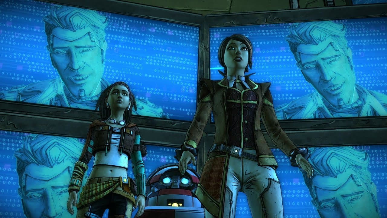 tales from the borderlands reach