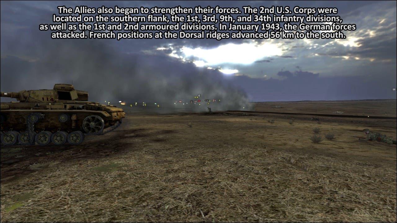 tank warfare tunisia 1943 releas