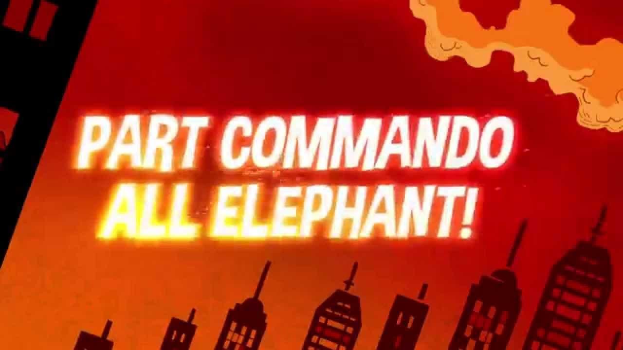 tembo the badass elephant smashe