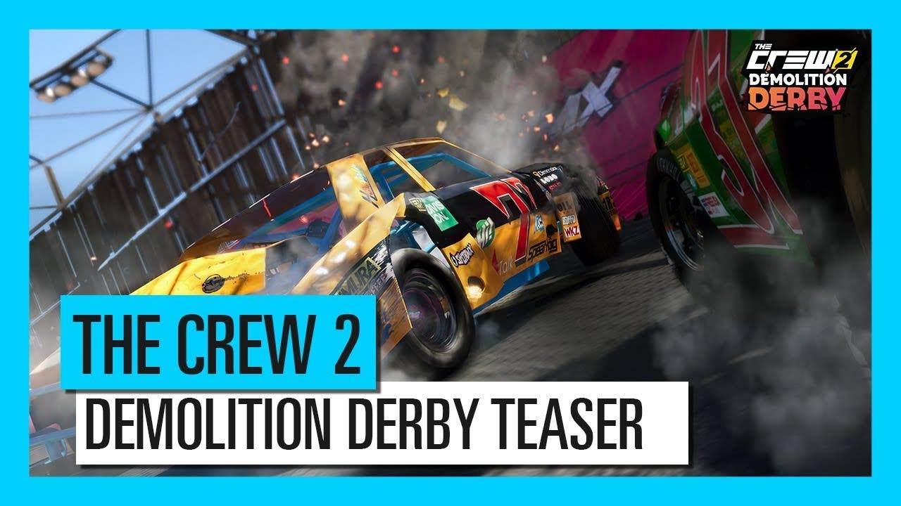 the crew 2 is gonna smash it up