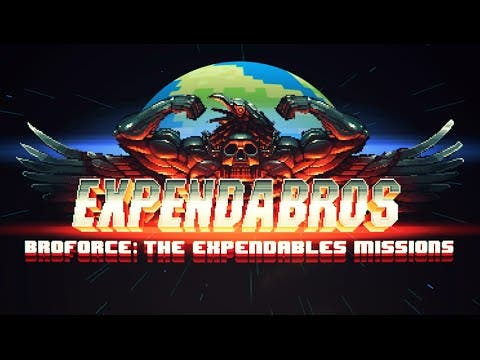 the expendabros is an expendable