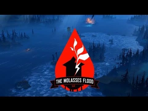 the flame in the flood is availa