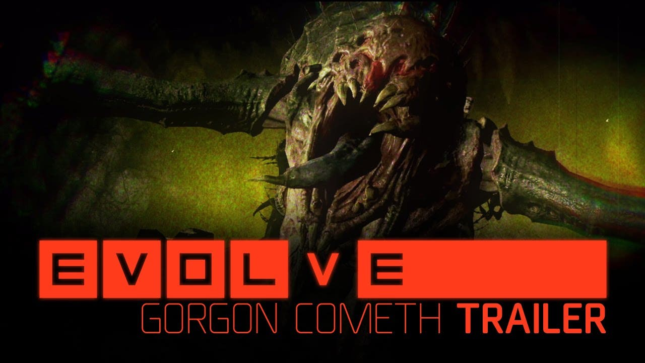 the gorgon comes to evolve as a