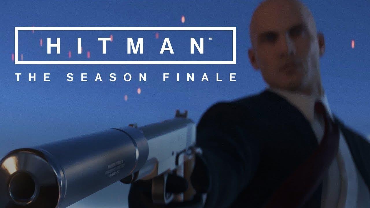 the hitman season finale episode