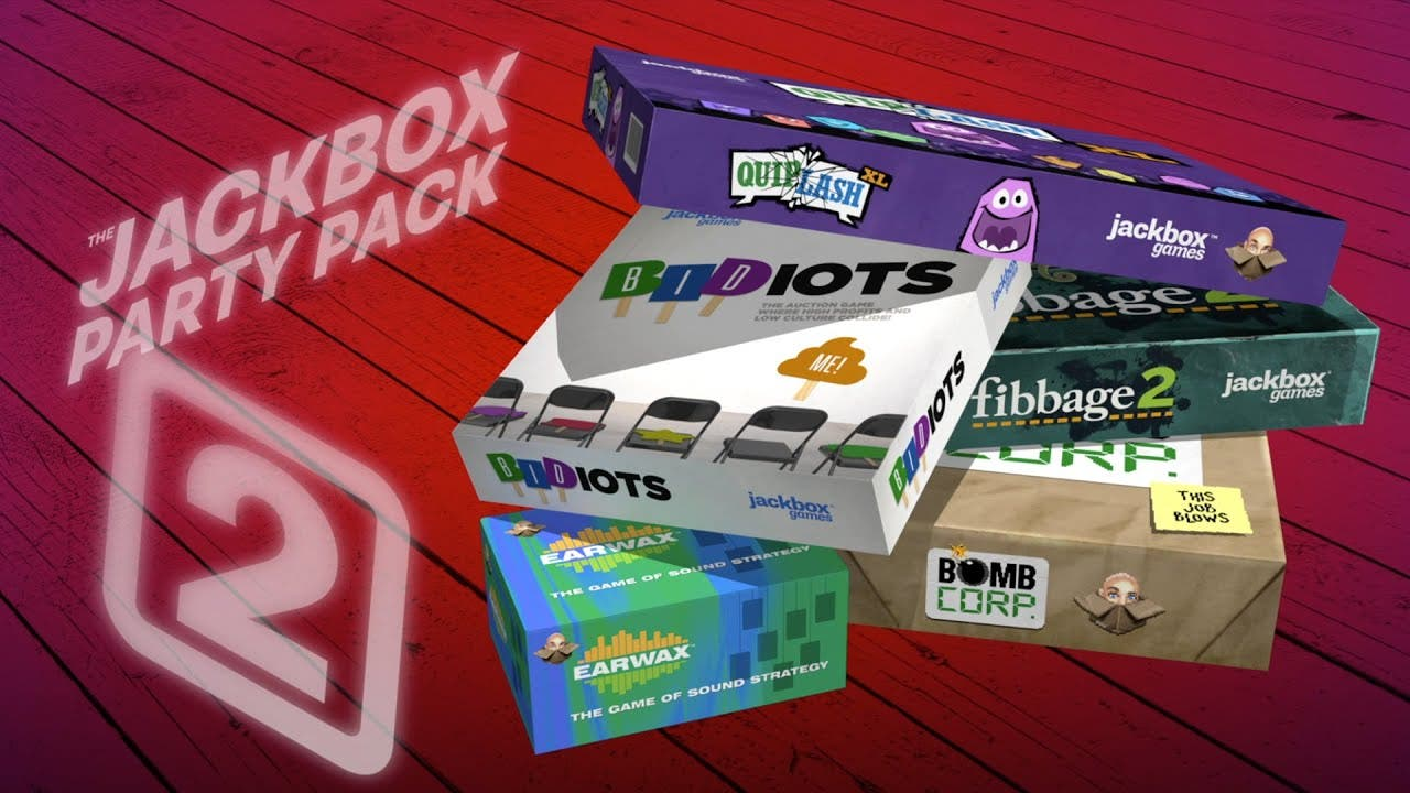 the jackbox party pack 2 is now
