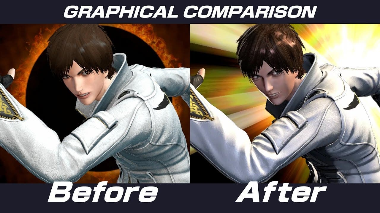 the king of fighters xiv gets a