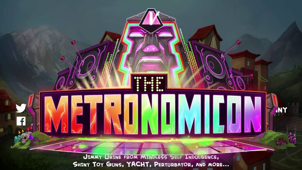the metronomicon will give you d