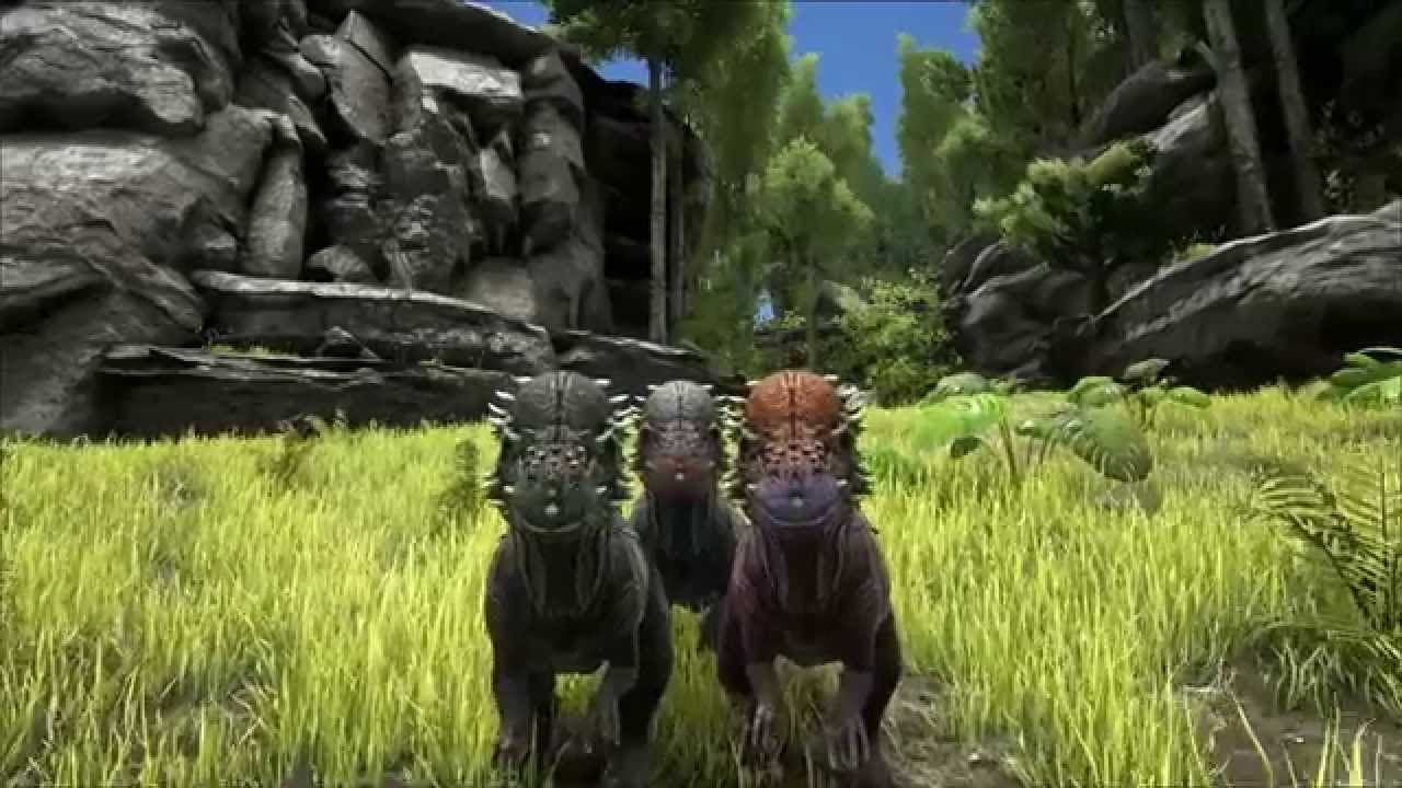 the pachycephalosaurus comes to
