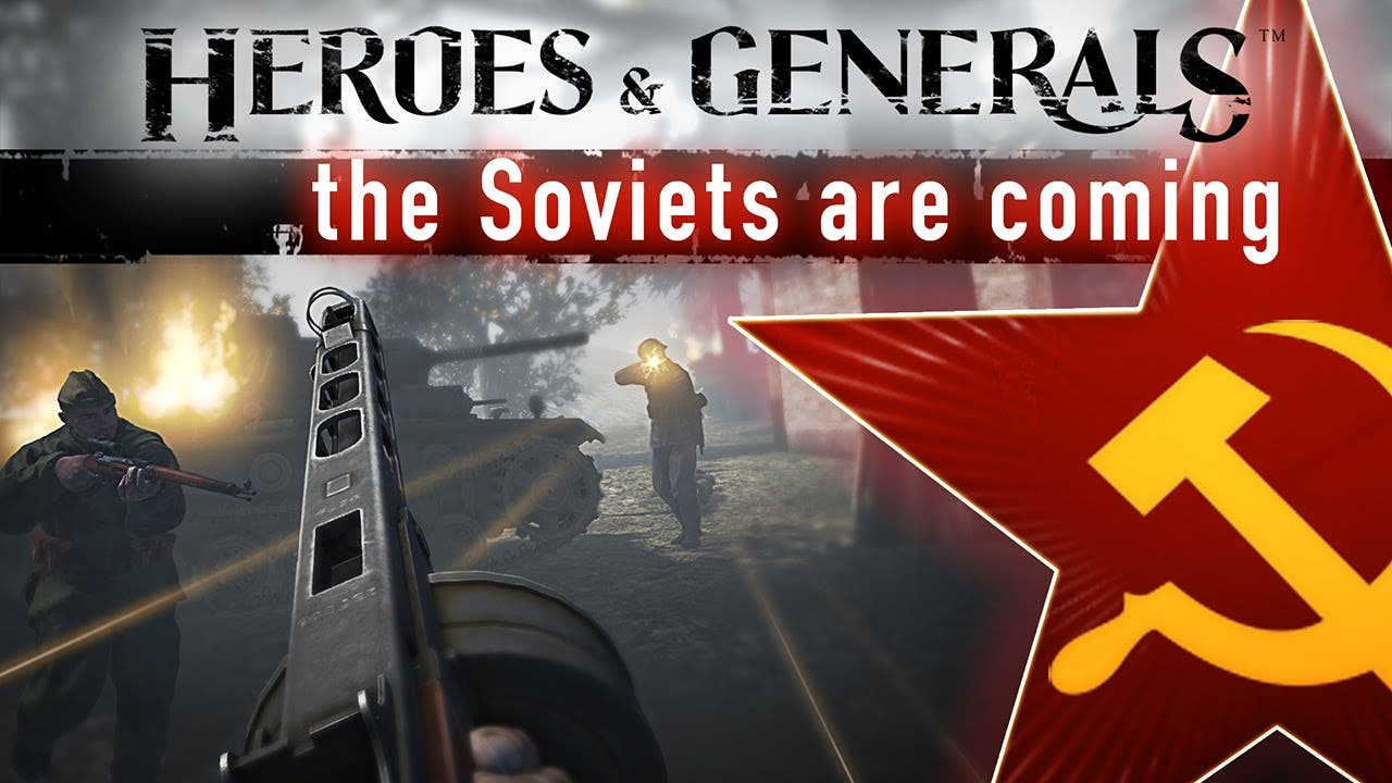 the soviets are coming to heroes