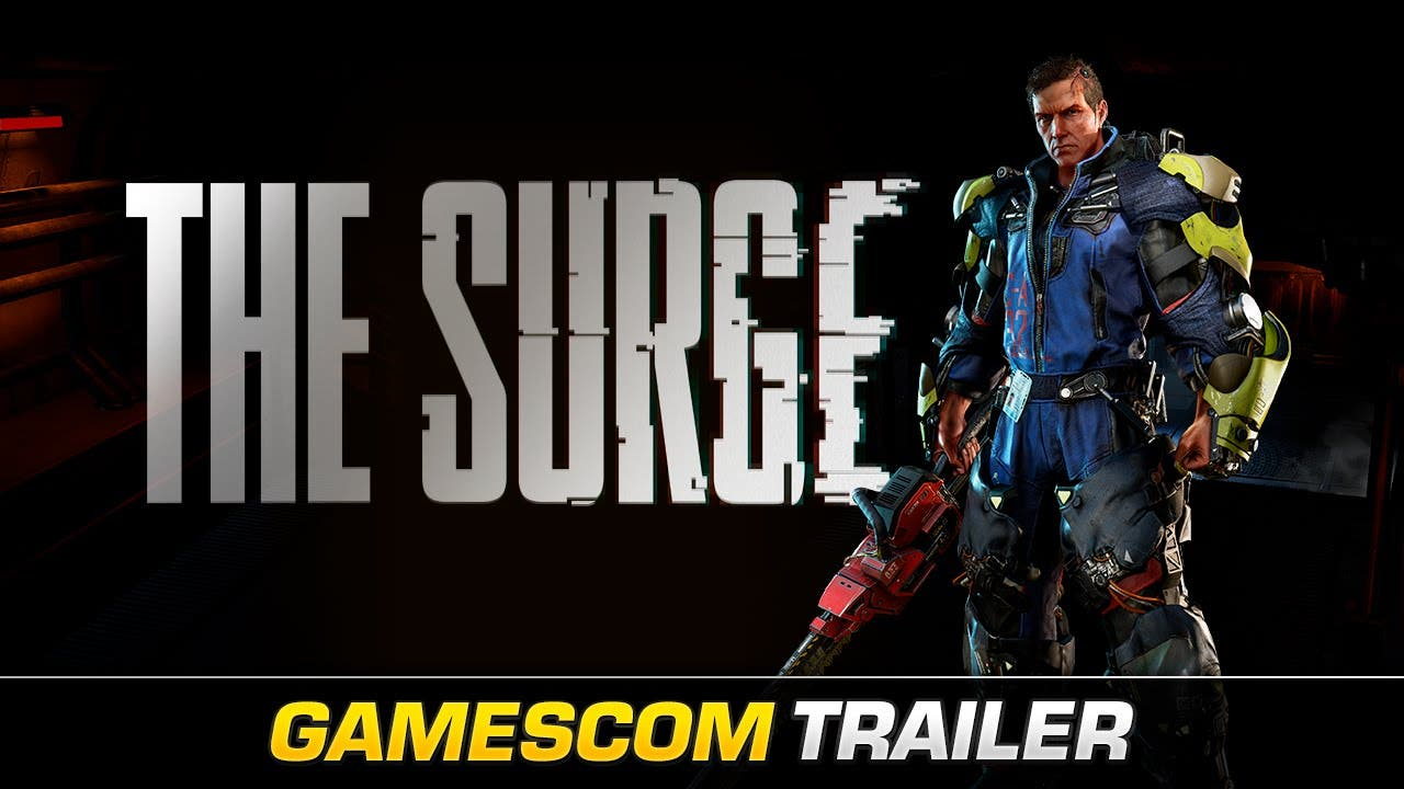 the surge 15 minutes of gameplay