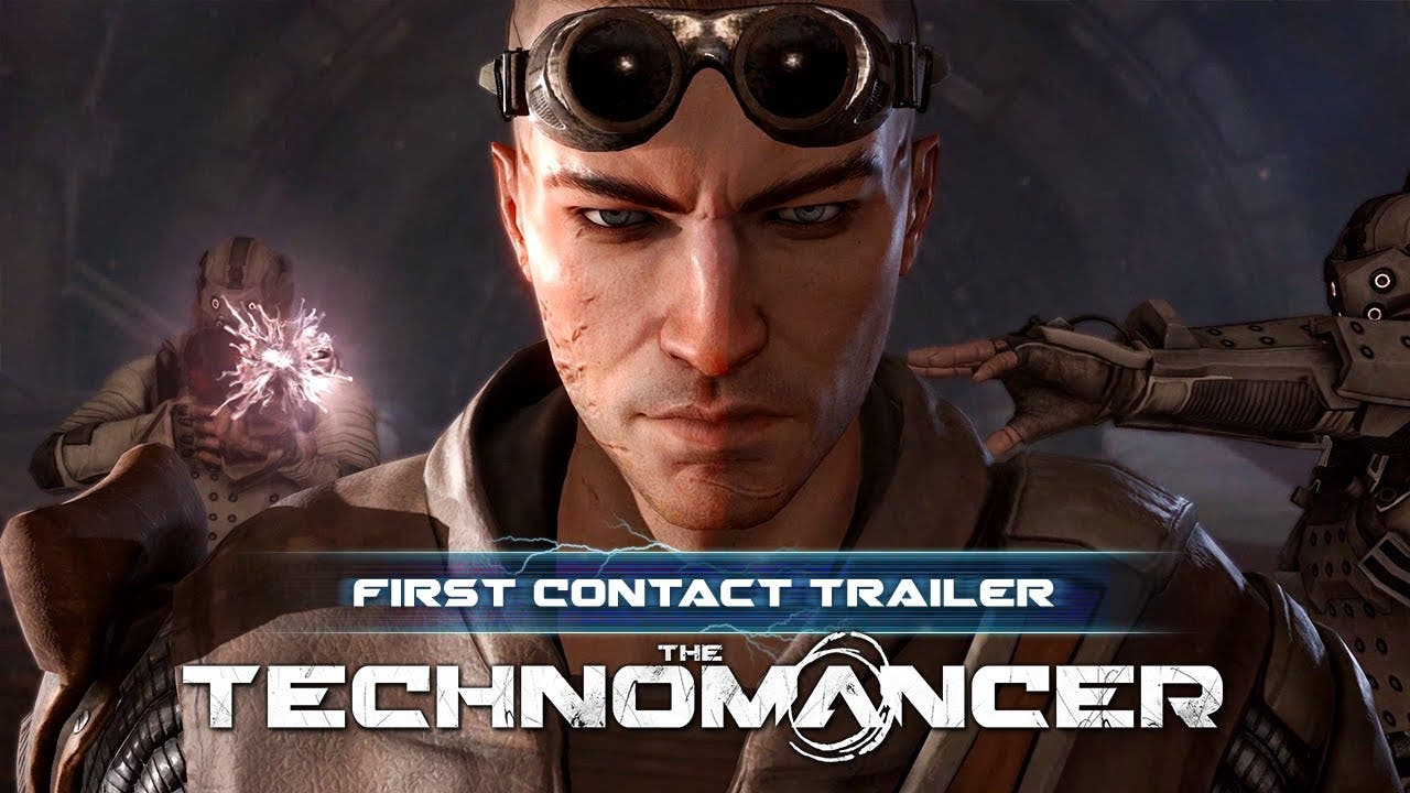 the technomancer shows gameplay