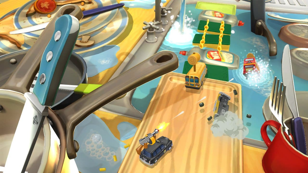 the tracks of toybox turbos
