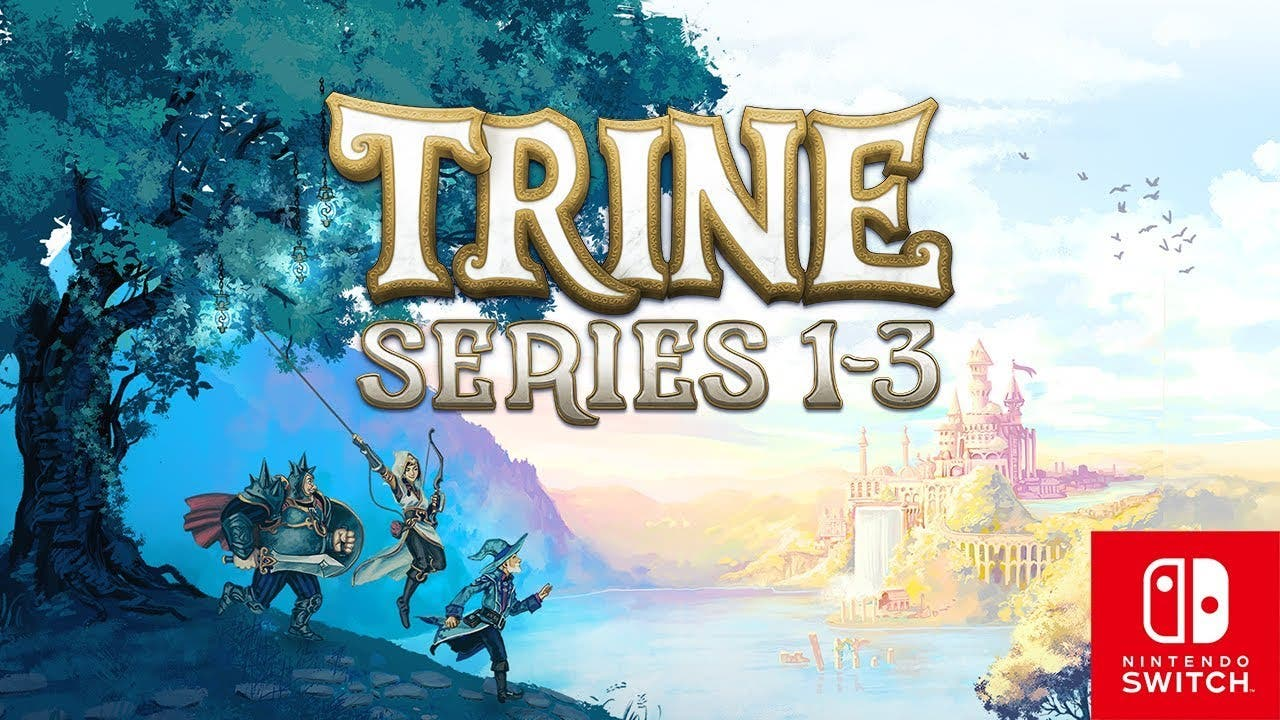 the trine trilogy of games are c