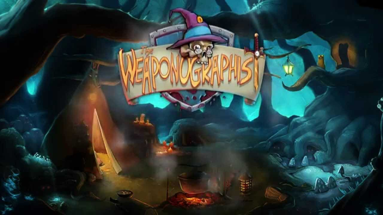 the weaponographist launches tod