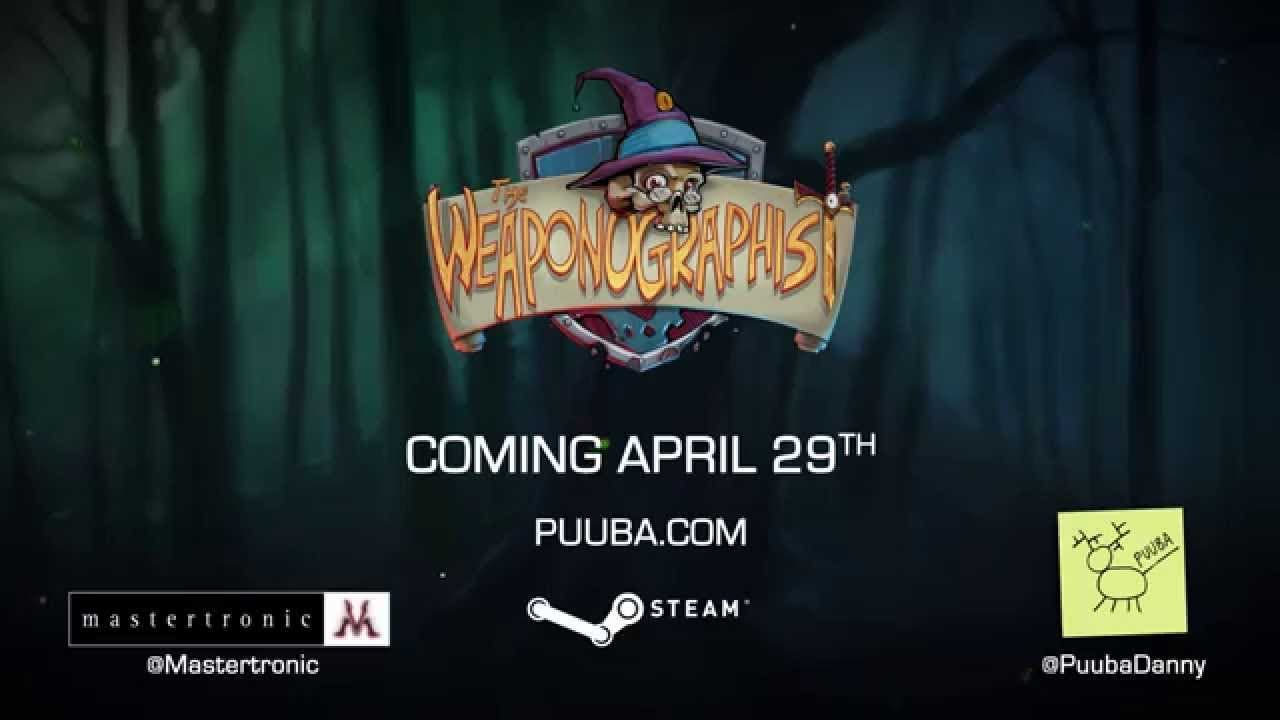 the weaponographist releases on