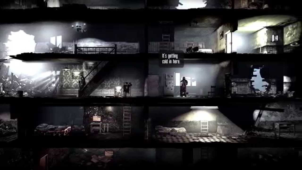 this war of mine a game from the