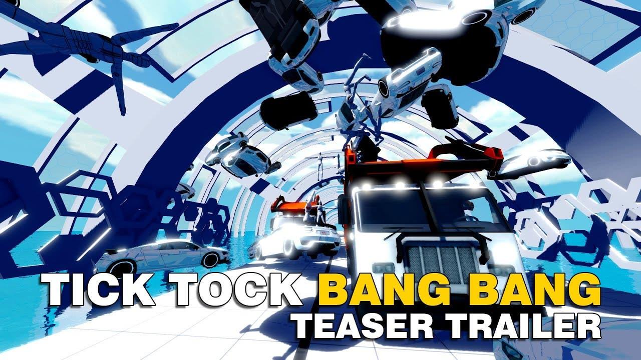 tick tock bang bang stops time o