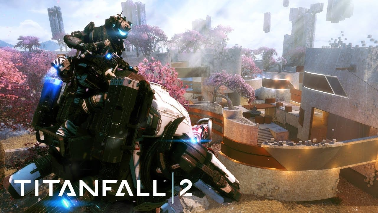 titanfall 2 update a glitch in t