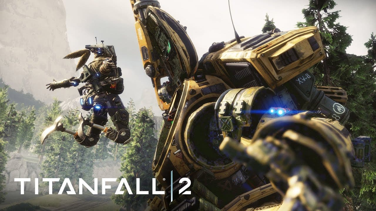 titanfall 2 will have multiplaye
