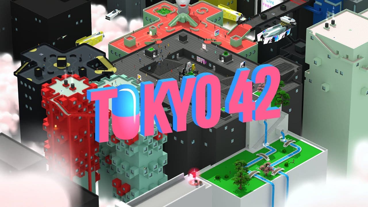 tokyo 42 announced being publish