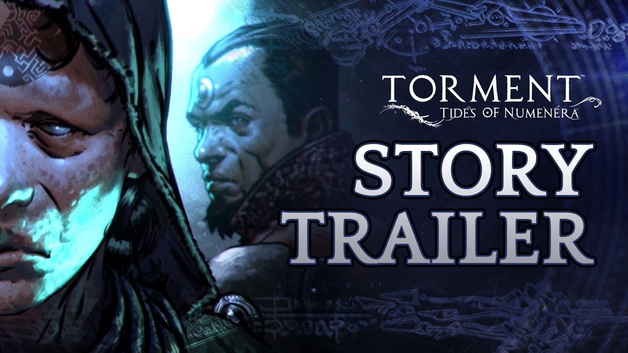 torment tides of numenera story