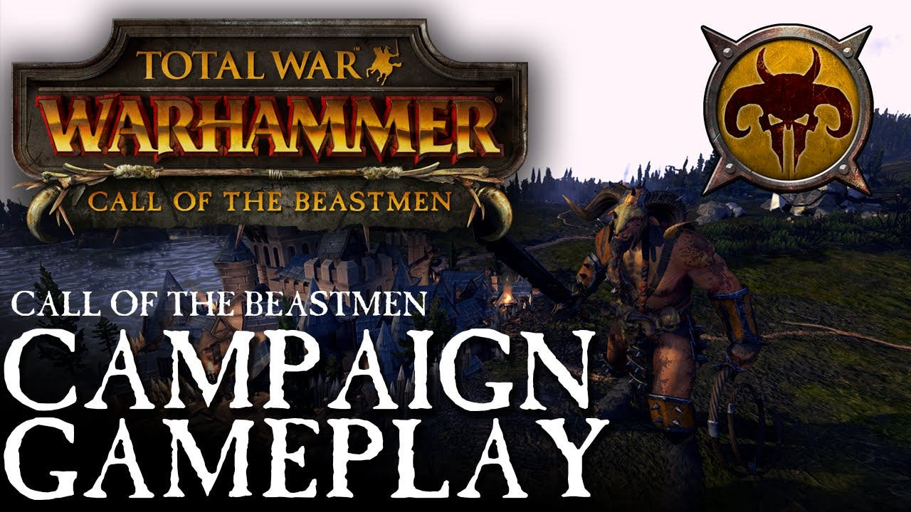 total war warhammer call of the