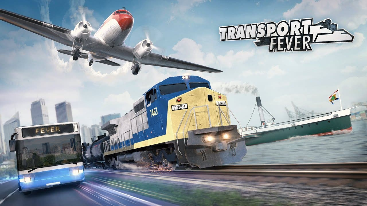 transport fever announced as a s