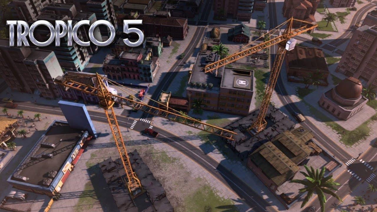 tropico 5 dictates its release o