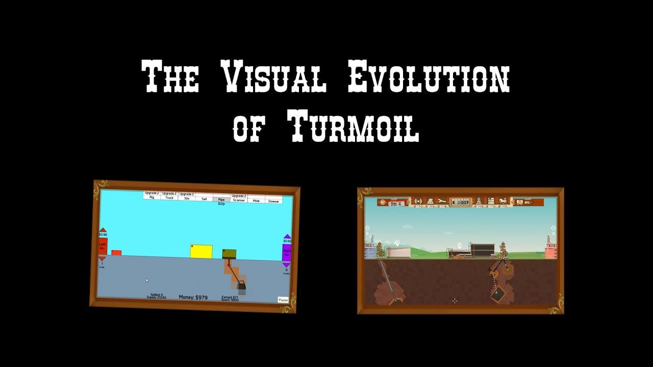 turmoil trailer shows the visual