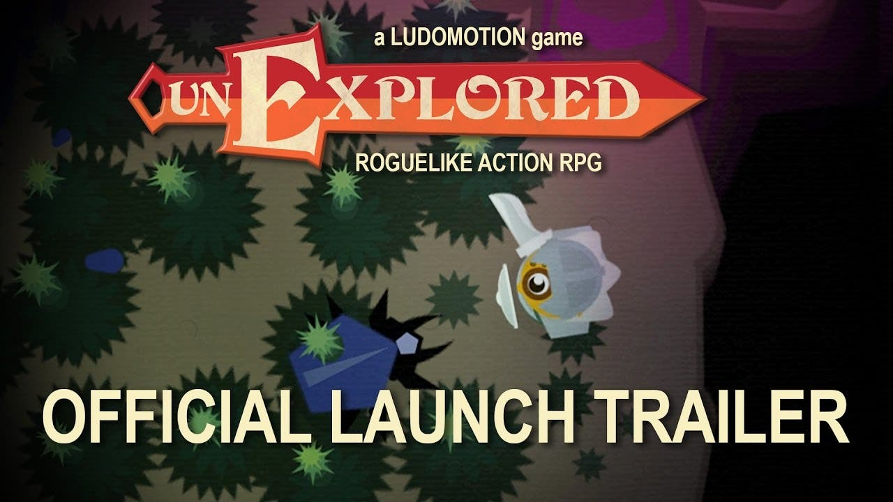 unexplored a roguelike action rp