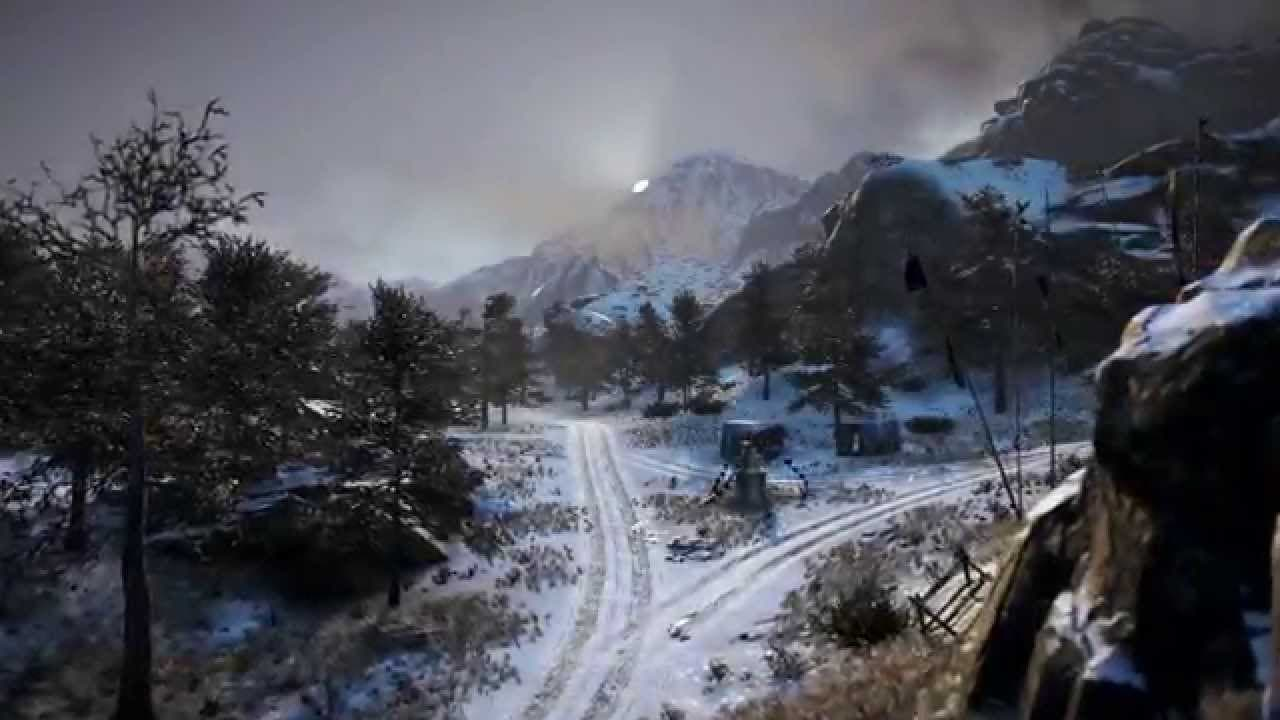 Valley Of The Yetis Dlc For Far Cry 4 Drops On March 10th Saving Content