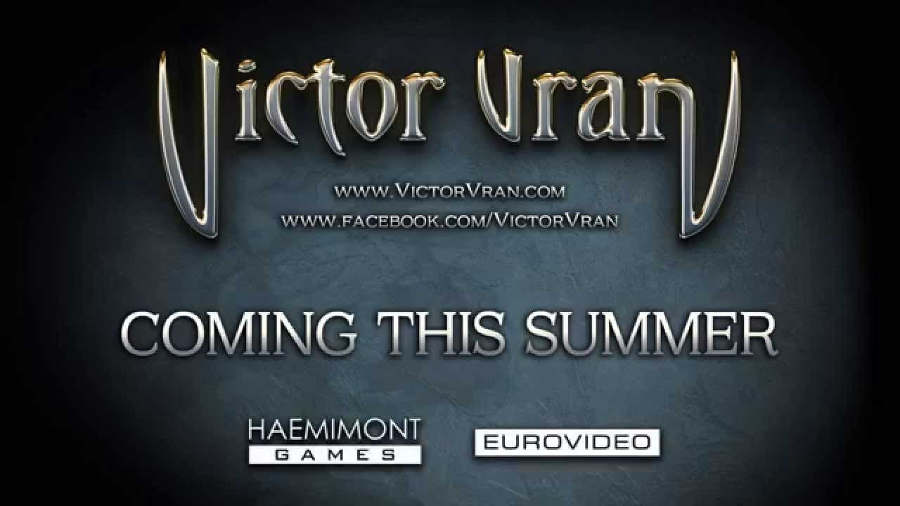 victor vran from haemimont games