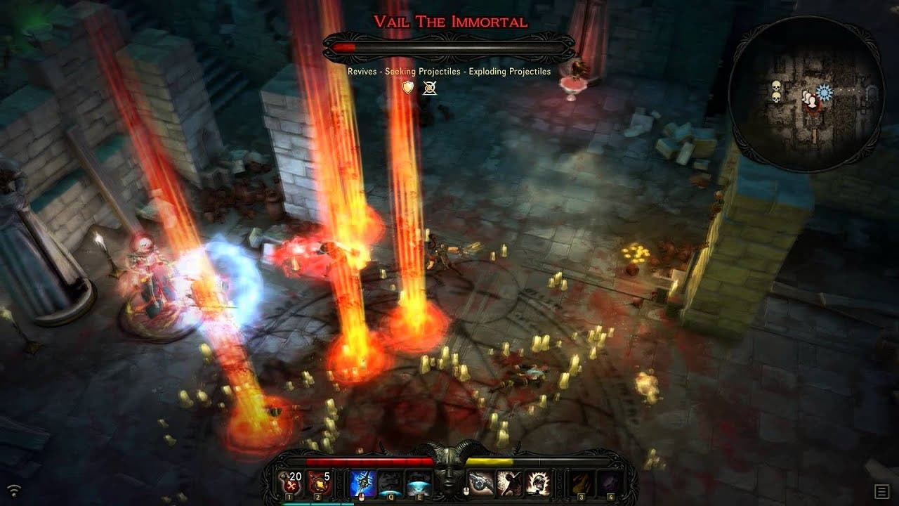 victor vran updates with co op w