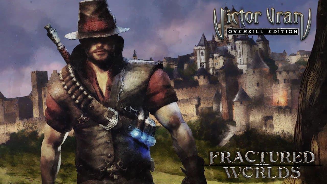 victor vrans first expansion fra