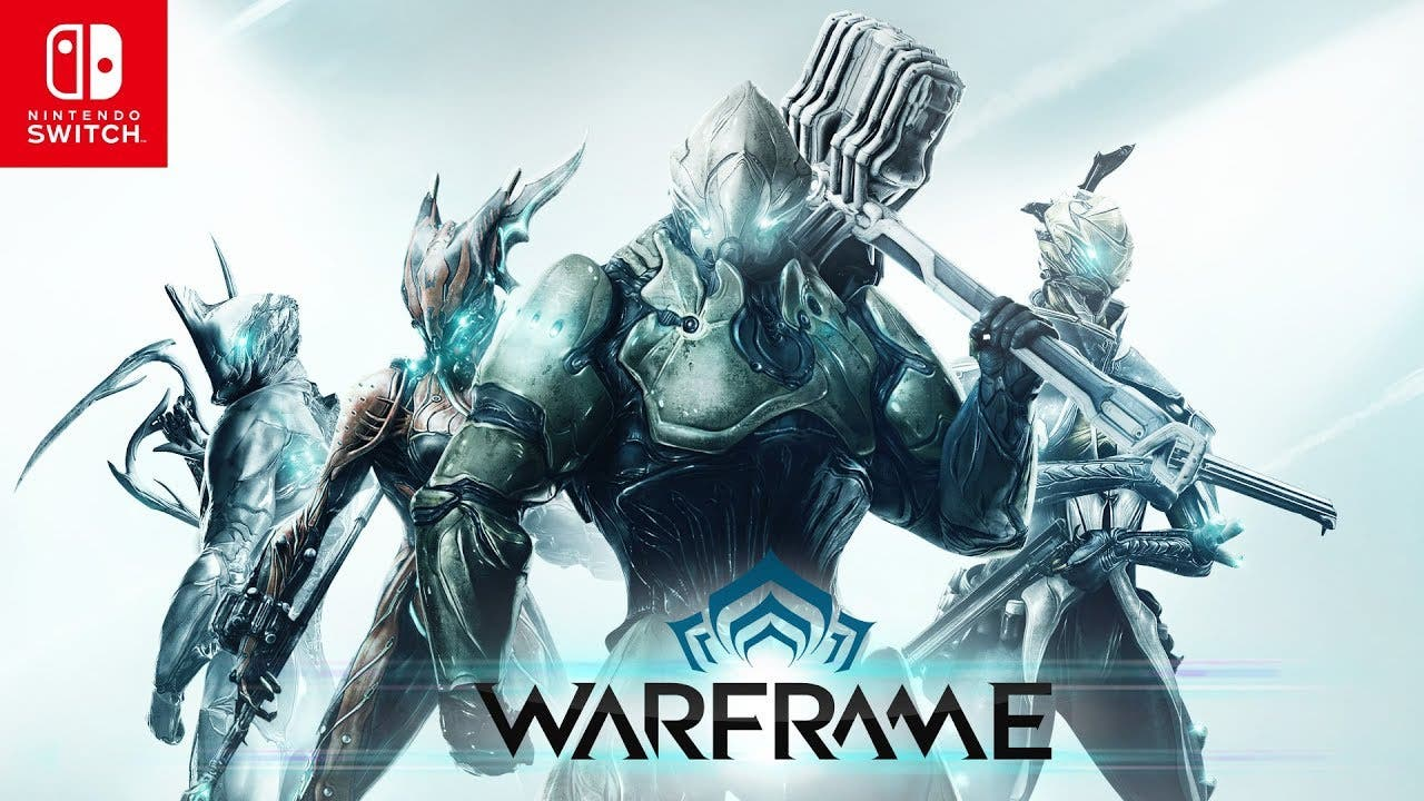 warframe is available on nintend