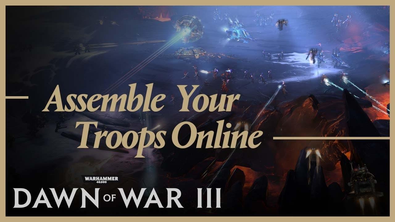 warhammer 40000 dawn of war iiis