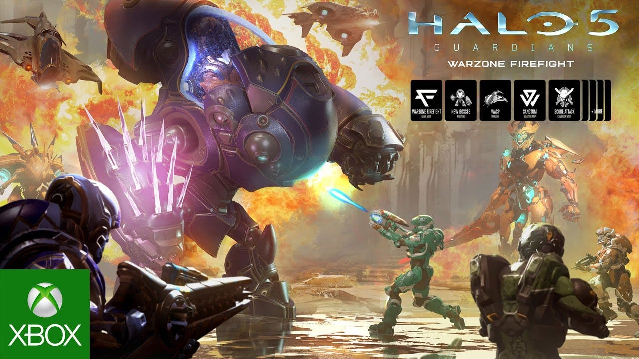warzone firefight comes to halo