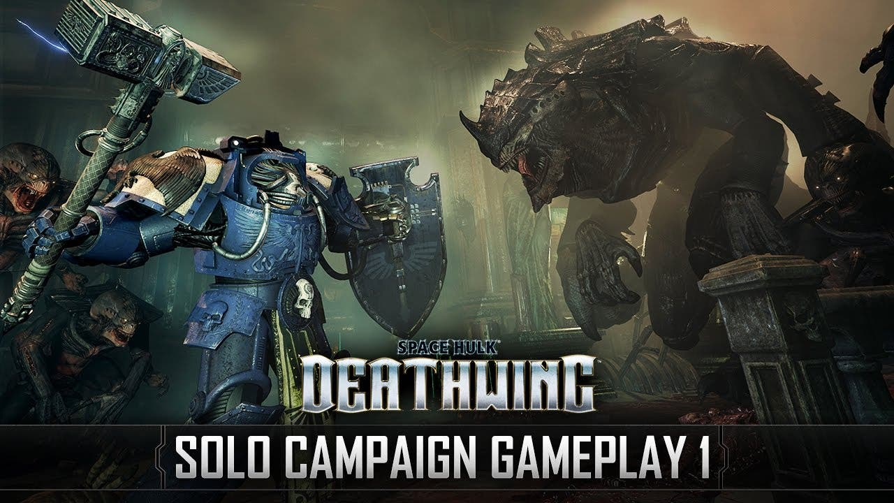 watch 17 minutes of space hulk d
